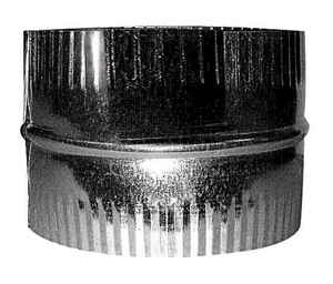 Imperial  Galvanized Steel  Duct Adapter  Adjustable