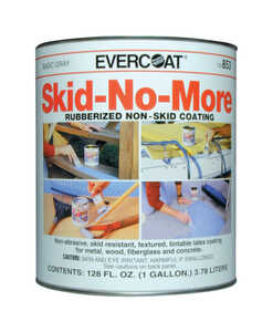 Evercoat  Gray  Non-Skid Coating  1 gal. 1 gal.