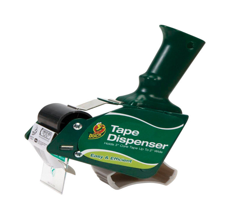 Duck Brand  2 in. W x 55 in. L Tape Dispenser