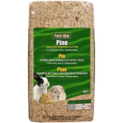 Kaytee  Forti-Diet  Natural Scent Pine Bedding and Litter