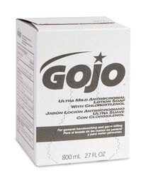 Gojo  Ultra Mild  Antimicrobial Lotion Soap Dispenser Refill  800 ml