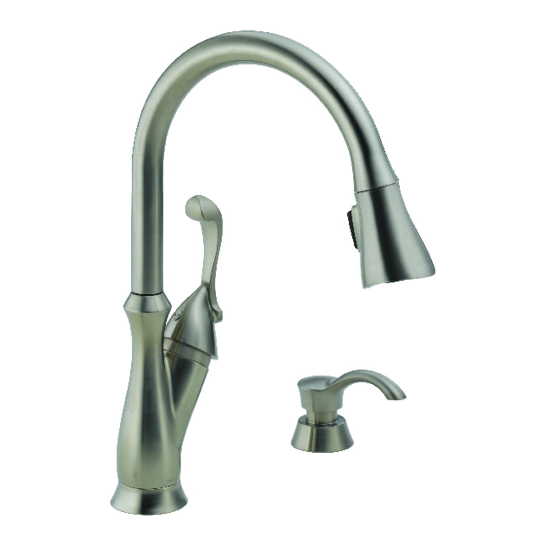 kitchen faucets kitchen sink faucets at ace hardware rh acehardware com Farmhouse Kitchen Faucets Home Depot Kitchen Faucets