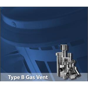 DuraVent  4 in. Dia. x 4 in. Dia. Adjustable 90 deg. Aluminum/Galvanized Steel  Gas Vent Elbow