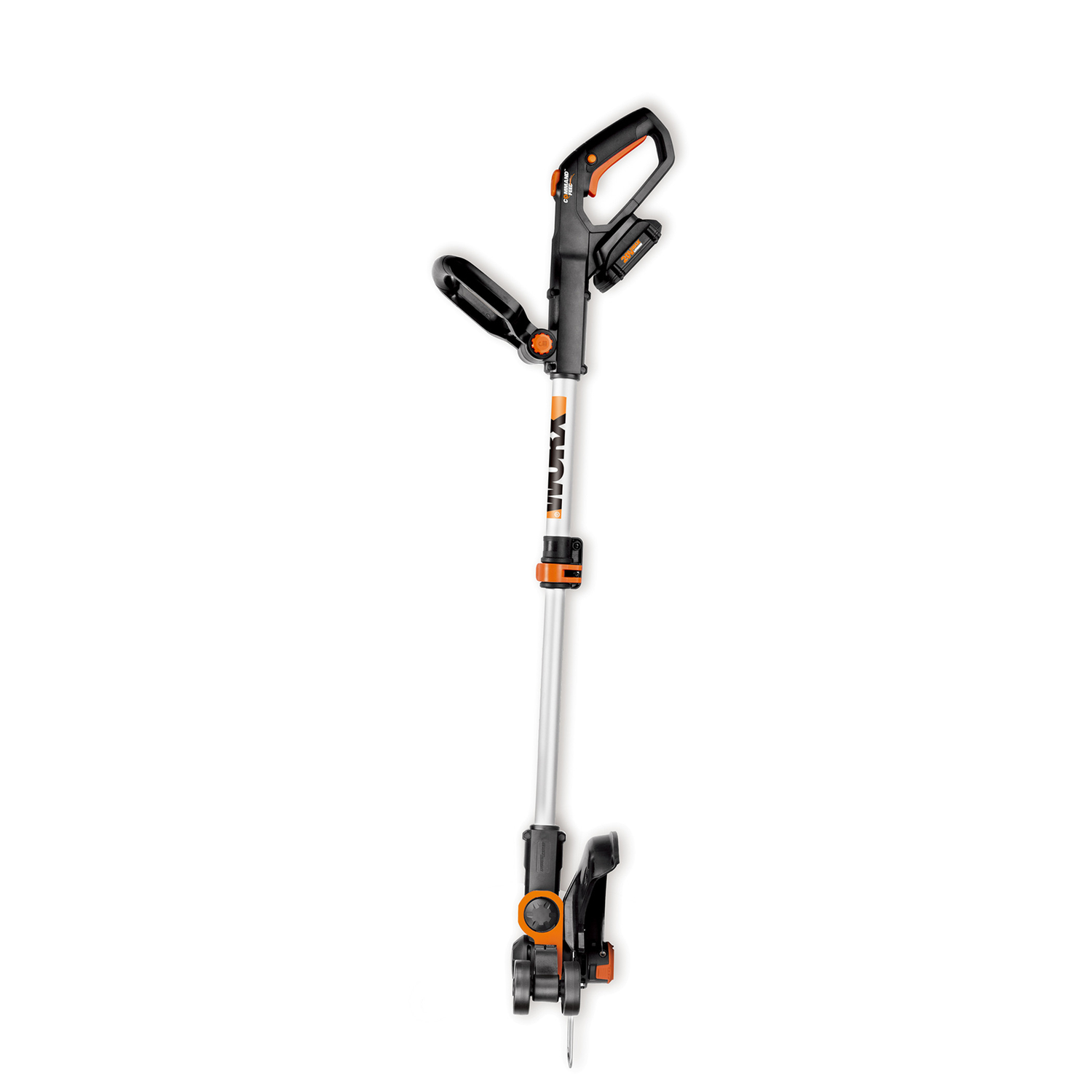 Worx  Battery  Straight Shaft  Edger/Trimmer