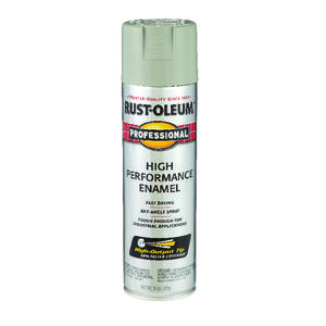Rust-Oleum  Professional  Aluminium  Spray Paint  15 oz.