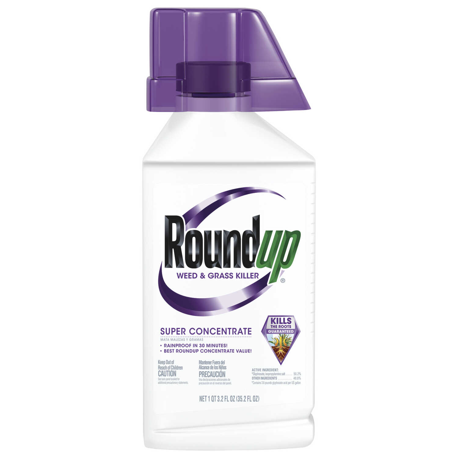 Roundup  Concentrate  Weed and Grass Killer  35.2 oz.