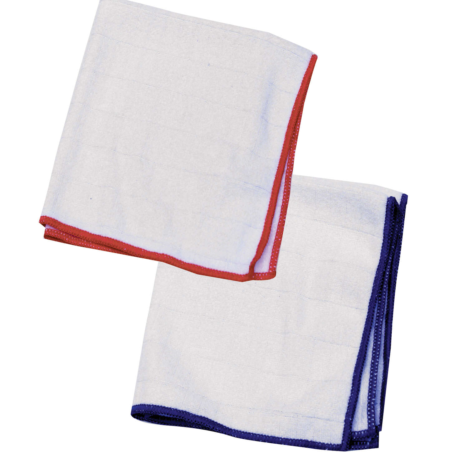 E-Cloth  Wash and Wipe Dish  Polyamide/Polyester  Cleaning Cloth  12-1/2 in. W x 12-1/2 in. L 2 pk