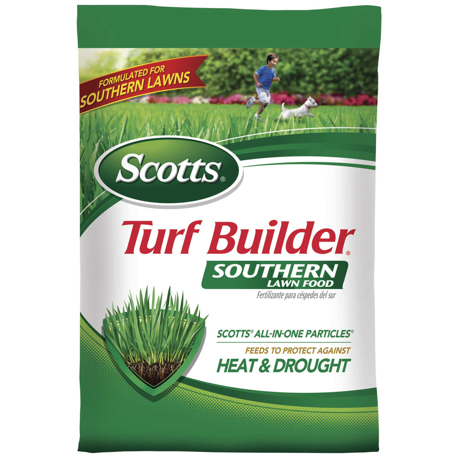 Scotts  Turf Builder  32-0-10  Lawn Food  For Southern 44.8 lb. 15000 sq. ft.