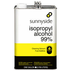 Sunnyside 99% Isopropyl Alcohol 1 gal.