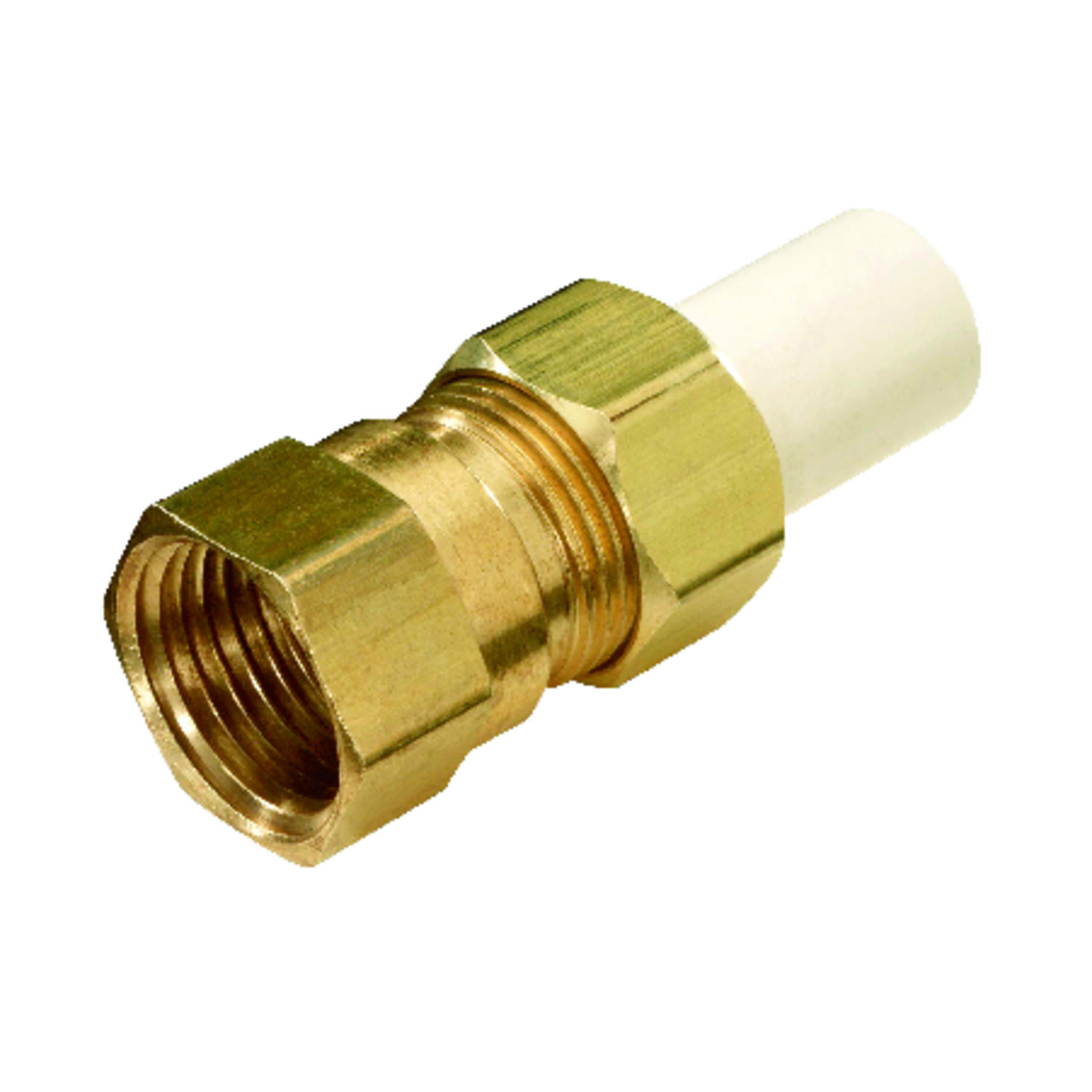 KBI  Schedule 40  3/4 in. FIPT   x 3/4 in. Dia. Spigot  CPVC  Transition Adapter