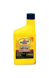 PENNZOIL  Outdoor  TC-W3  2 Cycle Engine  Motor Oil  1 pt.