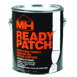 Zinsser Ready Patch Ready to Use White Spackling and Patching Compound 1 gal.