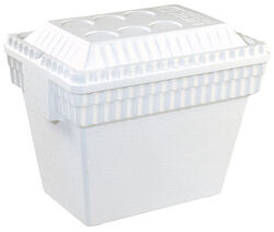 Lifoam  Cooler  30 qt. White
