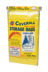 Warp's  Jumbo  25  Storage Bag  Yellow