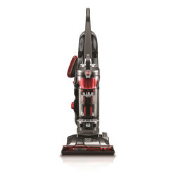 Hoover  WindTunnel  Bagless  Corded  Upright Vacuum  12 amps Black  HEPA