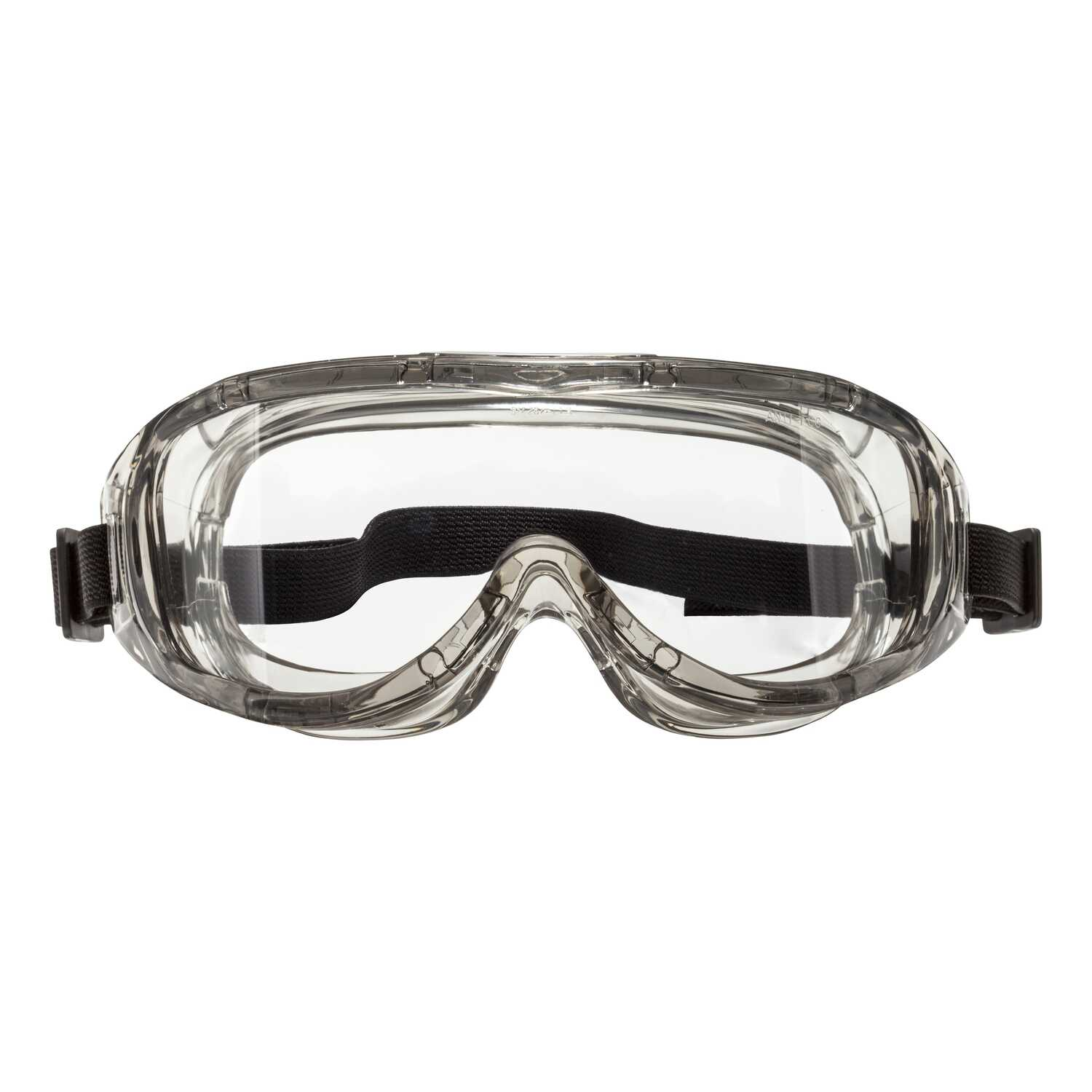 3M  Anti-Fog Safety Glasses  Clear Lens Silver Frame 1 pc.