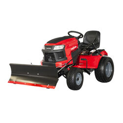 Craftsman  42 in. W Steel  Snow Thrower Attachment