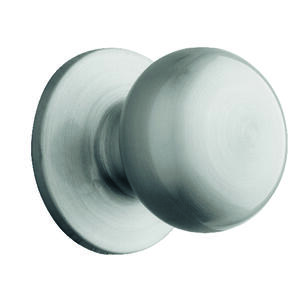 Ace  Colonial  Satin Nickel  Steel  Dummy Knob  3  Right or Left Handed
