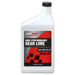Lubrimatic  Multipurpose  Automotive Gear Oil  1 oz.