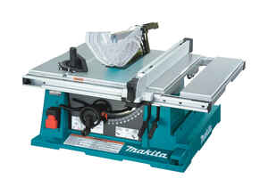 Makita  10 in. Corded  Table Saw  15 amps 120 volt N/A hp 4800 rpm