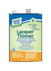 Klean Strip  Lacquer Thinner  128 oz.