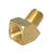 JMF  1/8 in. FPT   x 1/8 in. Dia. MPT  Brass  45 Degree Street Elbow