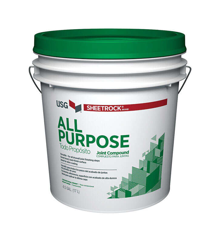 Sheetrock  White  All Purpose  Joint Compound  4.5 gal.