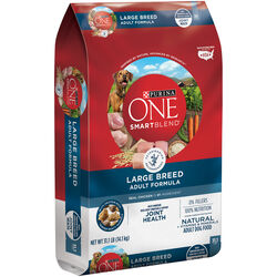 Purina  ONE SMARTBLEND  Chicken  Dry  Dog  Food  31.1 lb.
