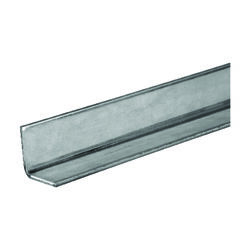 SteelWorks 1-1/4 in. W x 36 in. L Zinc Plated Steel L-Angle