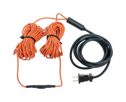 Jump Start  12 ft. L Self Regulating Heating Cable  For Soil