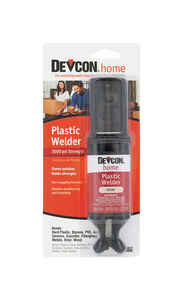 Devcon Home  High Strength  Liquid  Plastic Welder  .84 oz.