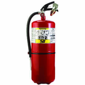 First Alert  20 lb. Fire Extinguisher  For Commercial US Coast Guard Agency Approval