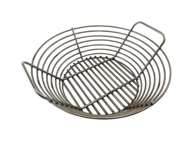 Kick Ash Basket  Steel  Ash Catcher Pan  5.75 in. H x 15 in. W x 15 in. L