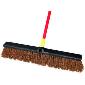 Ace  Rough Surface Push Broom  24 in. W x 60 in. L Palmyra