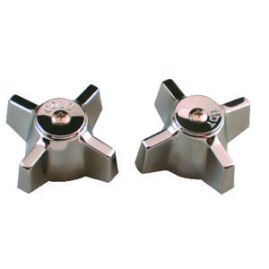Ace  OEM  Zinc  Metal  Hot and Cold  Faucet Handles