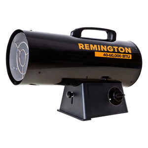 Remington  60000 BTU/hr. 1500 sq. ft. Forced Air  Propane  Heater