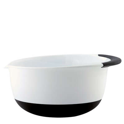 OXO Good Grips 5 qt. Plastic White Mixing Bowl