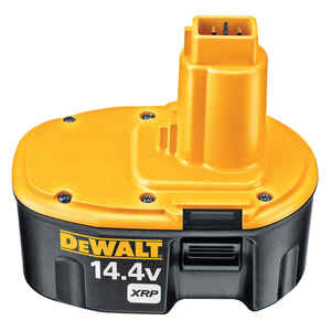 DeWalt  XRP  14.4 volt Ni-Cad  Battery Pack  1 pc.