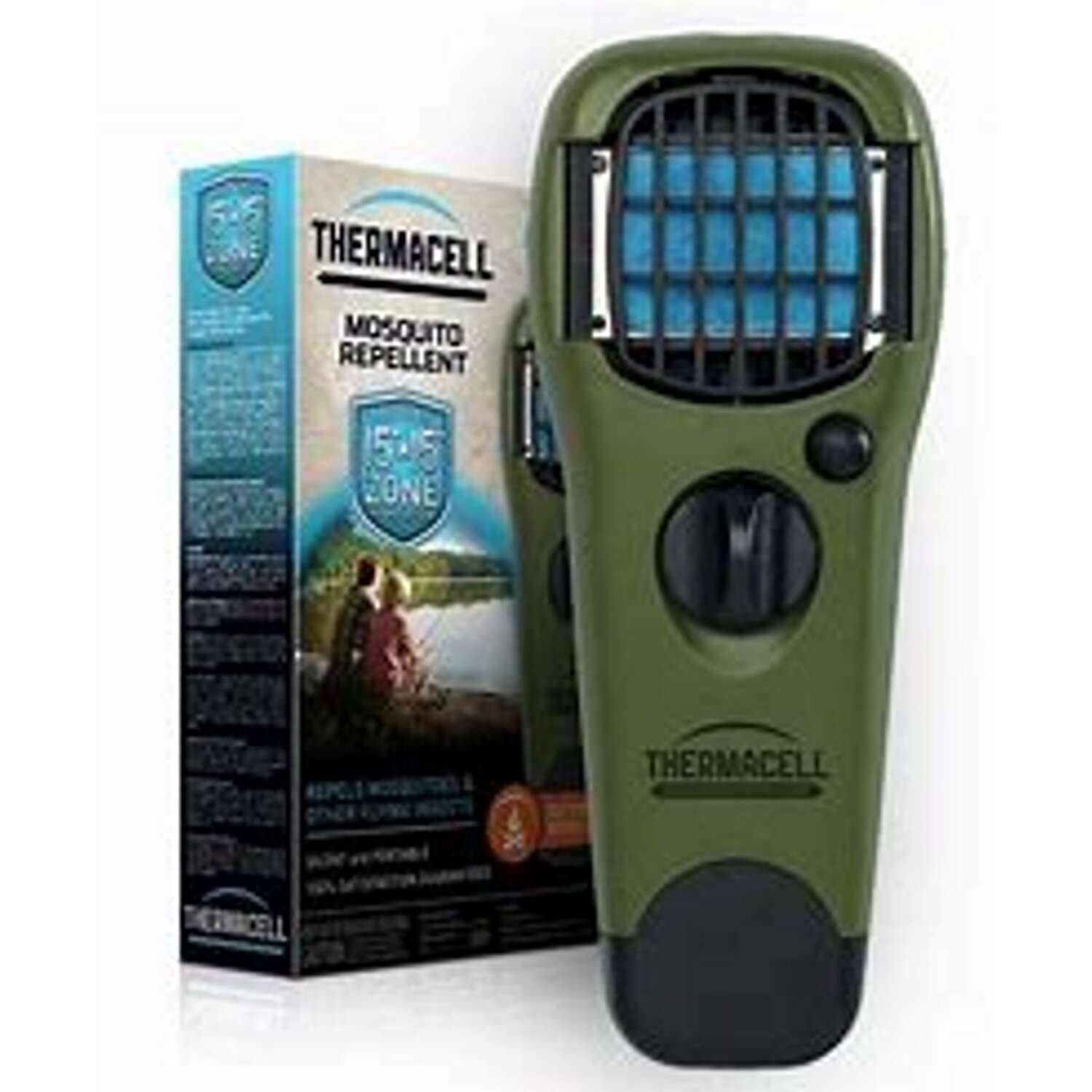 Thermacell  Insect Repellent Device  For Mosquitoes/Other Flying Insects 0.8 oz.