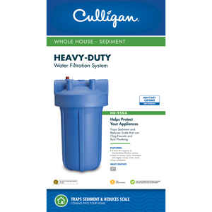 Culligan  Clear Promise  Water Filter  For Whole House 10000 gal.
