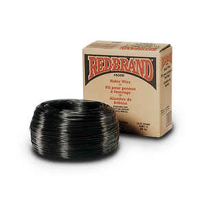 Red Brand  Fence Wire  Black Annealed