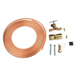 BrassCraft  Brass  Needle Valve Kit