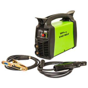 Forney  120 volts Welder  Green  21.7 lb. DC  90 amps