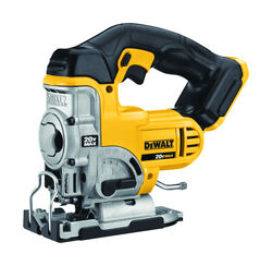DeWalt  Max  1 in. Cordless  Keyless Orbital Jig Saw  Bare Tool  20 volt 3000 spm