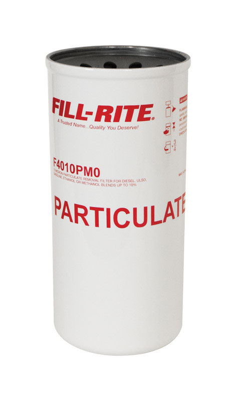 Fill-Rite  Particulate Spin-On Filter  40