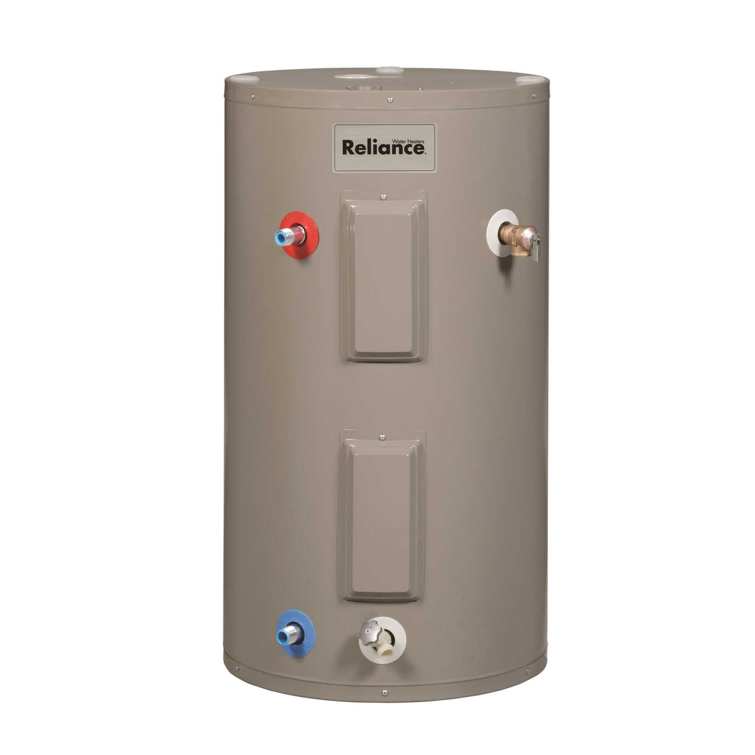 Reliance  Mobile Home Water Heater  Electric  30 gal. 39 in. H x 20 in. L x 20 in. W