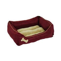 Petmate  Assorted  Polyester  Pet Bed  21 in. H x 25 in. W x 8 in. L