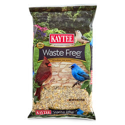 Kaytee  Waste Free  Songbird  Wild Bird Food  Hulled Sunflower Seed  5 lb.