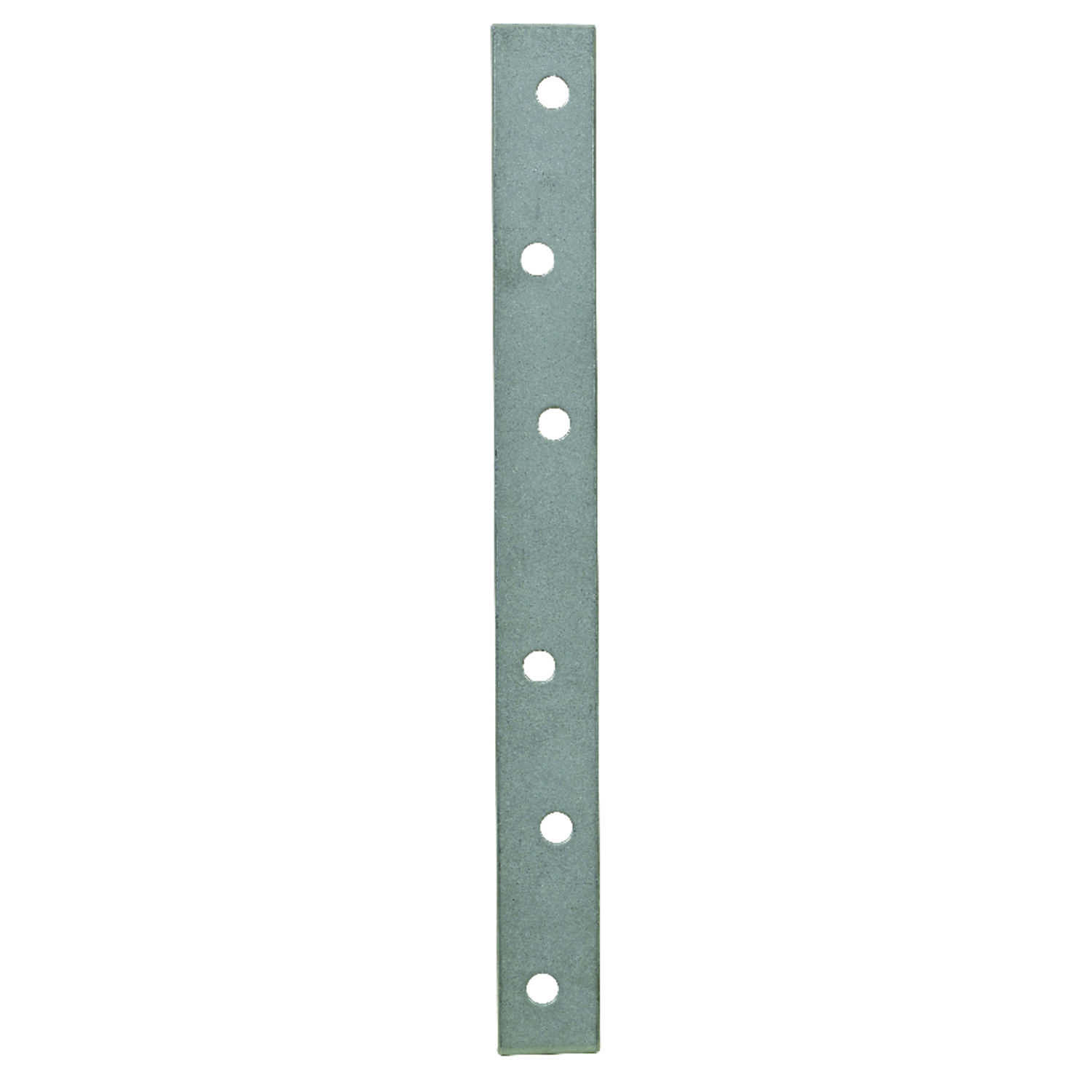 Ace  10 in. H x 1 in. W x .165 in. L Galvanized  Steel  Mending Brace