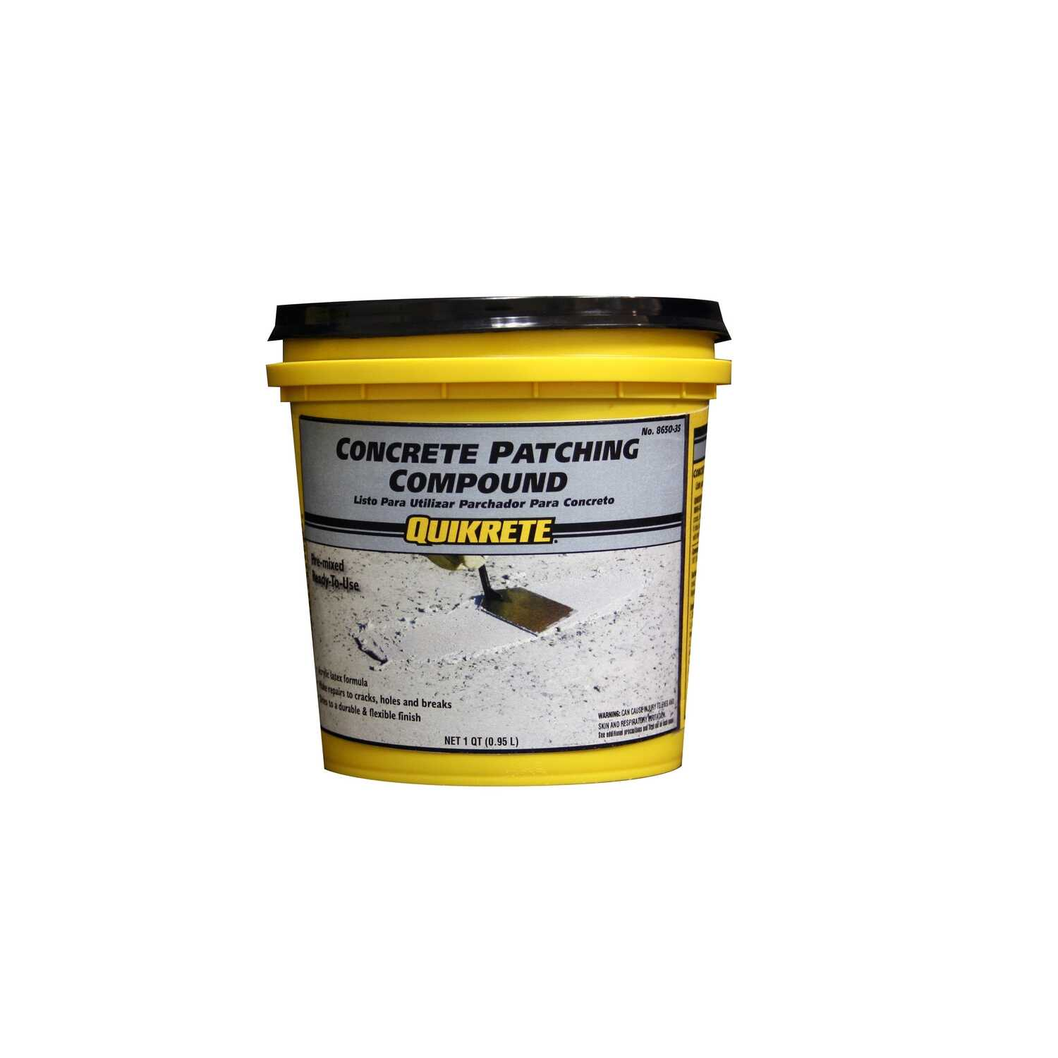 Quikrete  Concrete Patch  1 qt.